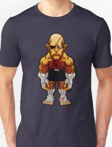 Sagat v.2 Unisex T-Shirt