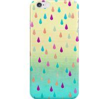I can stand the rain iPhone Case/Skin