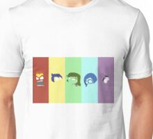 Inside Out Minimalist Unisex T-Shirt