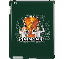 SCIENCE! III (improved) iPad Case/Skin