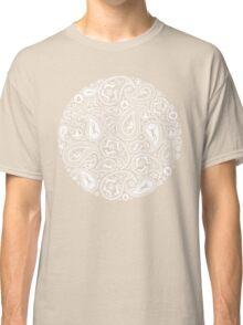 Human Paisley Classic T-Shirt