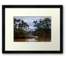 The Inglis Framed Print
