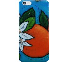 Orange Blossoms iPhone Case/Skin