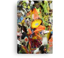 A Kaleidoscope of Colour Canvas Print