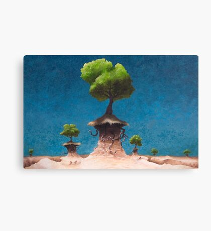 Lost Void Canvas Print
