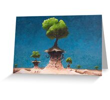 Lost Void Greeting Card