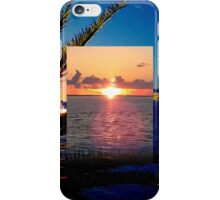 Sunset at Anclote Park, Holiday, FL iPhone Case/Skin