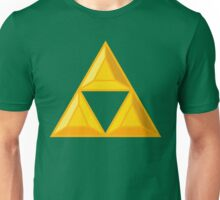 Triforce Gemstone Design Unisex T-Shirt