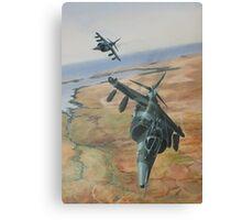Top Gun! Canvas Print