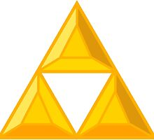 Triforce Gemstone Design by bacibella