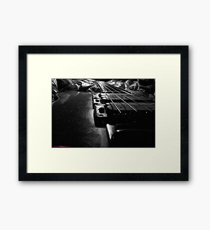 Shine On. Framed Print