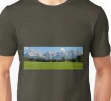 Karwendel Mountains Unisex T-Shirt