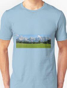 Karwendel Mountains Unisex T-Shirt