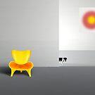 The Yellow Chair by Graeme Hindmarsh