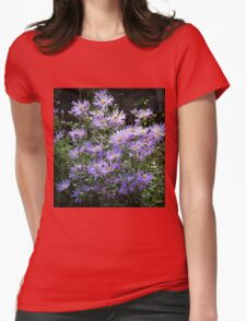 Delicate and Dreamy - Mauve and Yellow Asters T-Shirt
