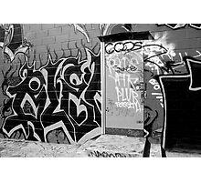 Street Love Photographic Print