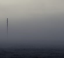 Foggy Morning: melancholy by therkd