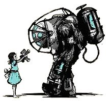 Bioshock by hybridgopher