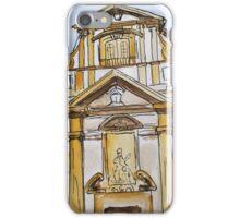 Baroque Milan iPhone Case/Skin