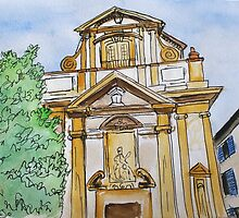 Baroque Milan by SassoJo