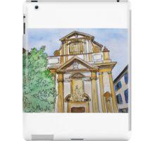 Baroque Milan iPad Case/Skin