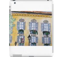Finestre di Brera iPad Case/Skin
