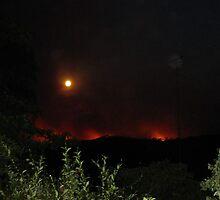 Yarra Glen fires by minarri
