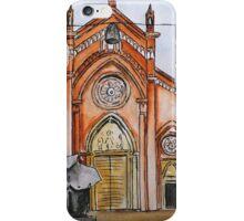Piazza del Carmine iPhone Case/Skin