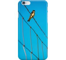 Bird and Blue Sky iPhone Case/Skin