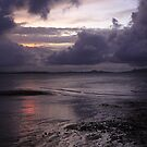 Shoal Point Sunset with Map of Oz by AlexKokas