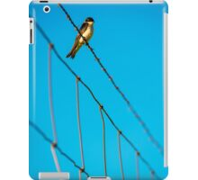 Bird and Blue Sky iPad Case/Skin