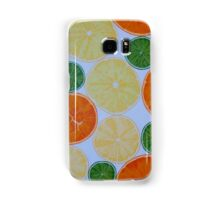 Colours of Citrus Samsung Galaxy Case/Skin