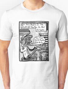Whiskey-Powered Komix T-Shirt