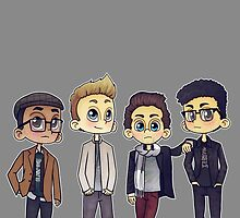 Louden Swain by bonejangless