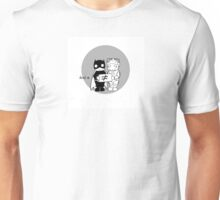 Perception 2 - Batman ≠ Cyberman Unisex T-Shirt
