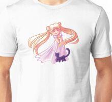 Princess Serenity and Luna Chubs Unisex T-Shirt