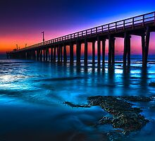 Dawn at Point Lonsdale #2 by Jason Green