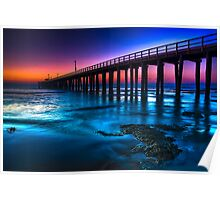 Dawn at Point Lonsdale #2 Poster