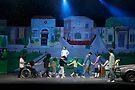 Stage Design... close up by nancy salamouny
