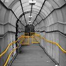 Follow The Yellow Hand Rail by duncandragon