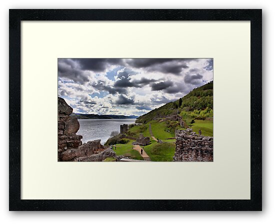 Ness Sky by Rob Outram