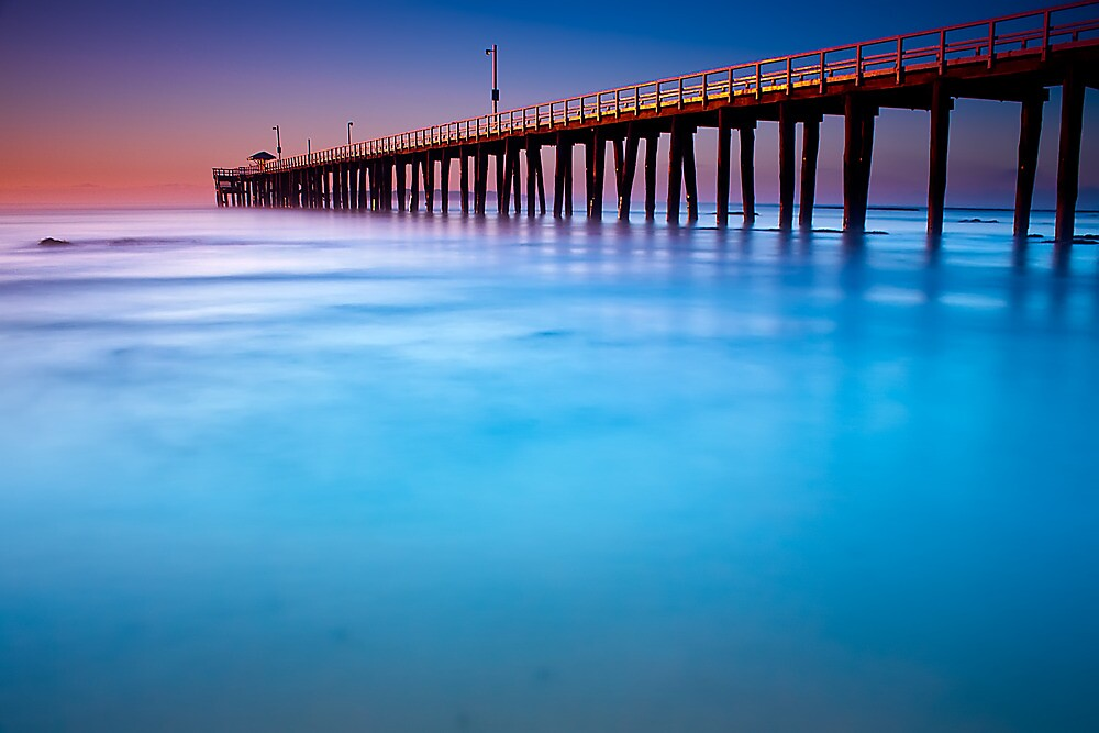 Dawn at Point Lonsdale #4A by Jason Green