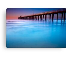 Dawn at Point Lonsdale #4A Canvas Print