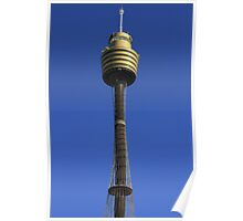 Sydney's Centrepoint Tower Poster