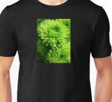 Green Chrysanthemums Unisex T-Shirt