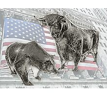 Have a NYSE day! Photographic Print