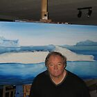 Ice Bergs day 1 by Ken Tregoning