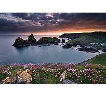 Cornwall - Kynance Cove Photographic Print