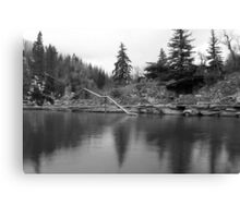 Strawberry Park Hot Springs, CO Canvas Print