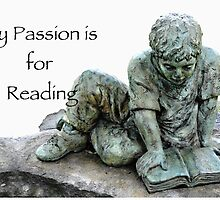 My Passion is for Reading by Beth BRIGHTMAN
